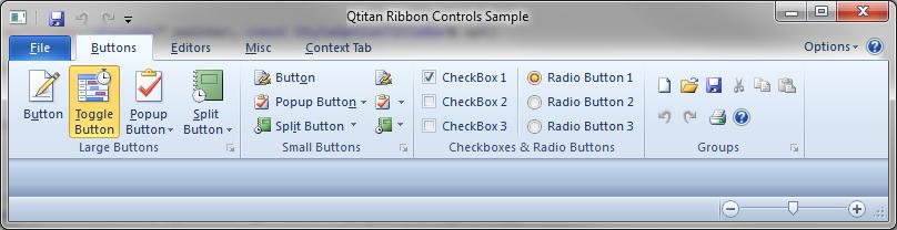 annqtitanribbon 27 microsoft office 2010 styles for qt