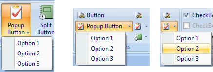 Developer Machines - QtitanRibbon Features