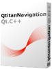 QtitanNavigationDesignUI for Windows (source code)  image